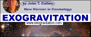 new theory of cosmology - exogravitation