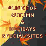 Click for October Mood, Autumn Planet, Christmas Novel, New Year's Eve, and Holiday Bookshop