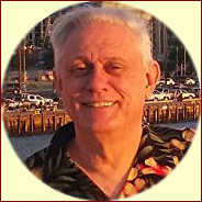 John T. Cullen in San Diego Harbor late one summer afternoon